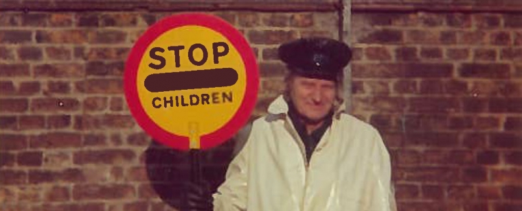 10 Lollipop Man