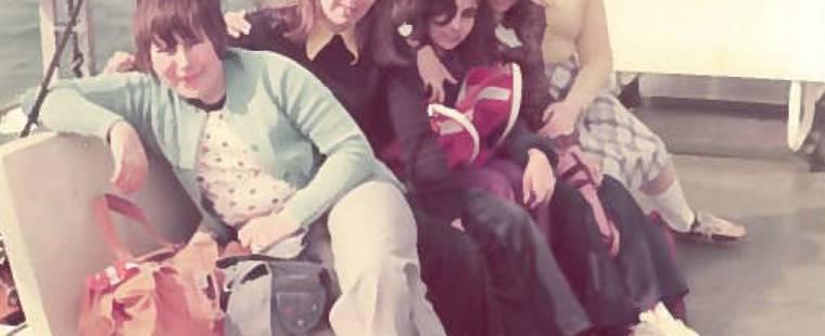 18 Isle of Wight trip 1972