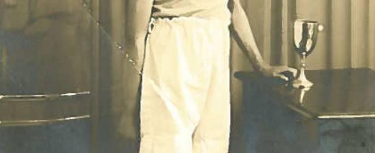 29 Cup winner September 1938