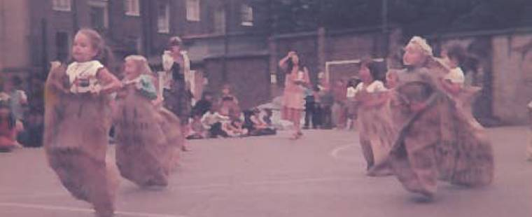 5 Sports Day 1973