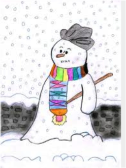Children's Christmas Card Competition - Pakeman Primary School