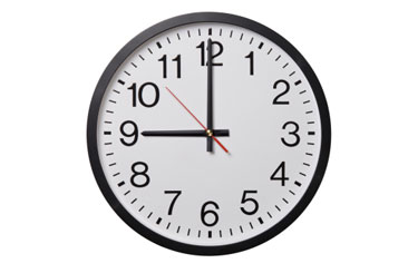 9-o-clock