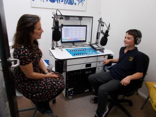 Radio interview - Danae Eleni - 23 June 2015