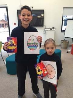Easter Egg Competition 1