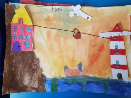 The Lighthouse Keeper's Lunch - Pakeman Primary School