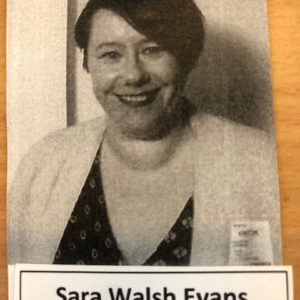 Sara Walsh Evans